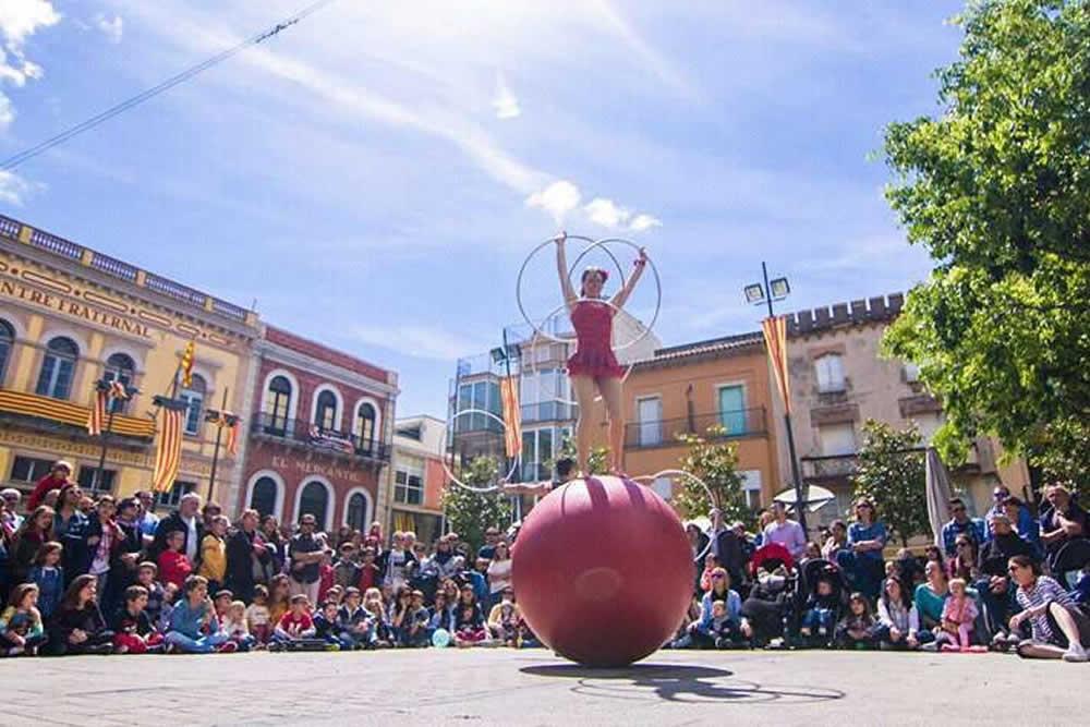 balu street show